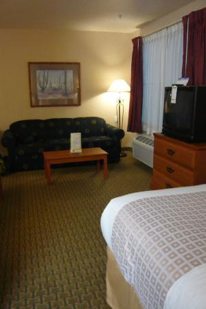 La Quinta Inn & Suites Las Vegas RedRock/Summerlin: Sitting area