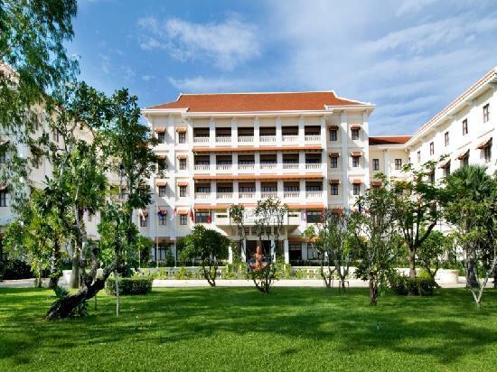 รีสอร์ทรอยัล อังกอร์&สปา: Hotel Exterior