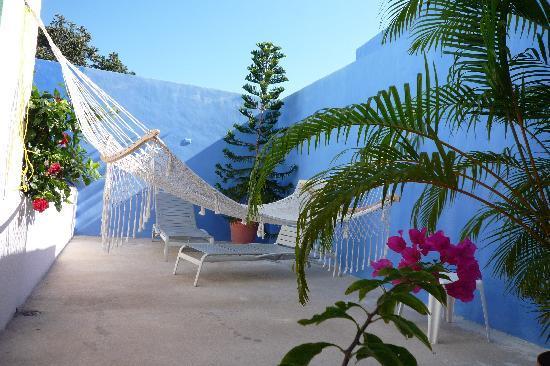 Coral Reef Inn: My relaxing spot