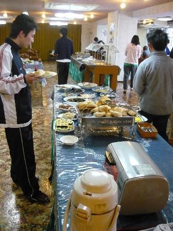 Daimaru: Breakfast time