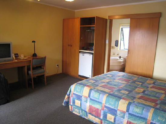 Grosvenor Motor Inn: General view of room