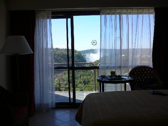 Sheraton Iguazu Resort & Spa: View from our room
