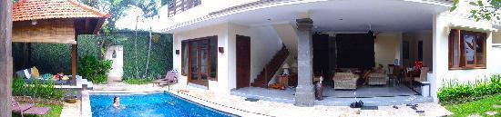Villa Kecapi Bali: Villa Kecapi
