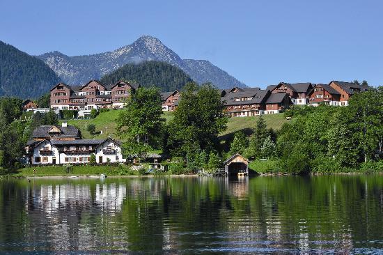 Grundlsee, Oostenrijk: Außenansicht Sommer