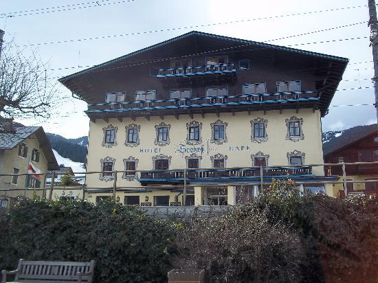 Hotel Seehof: View from the lake