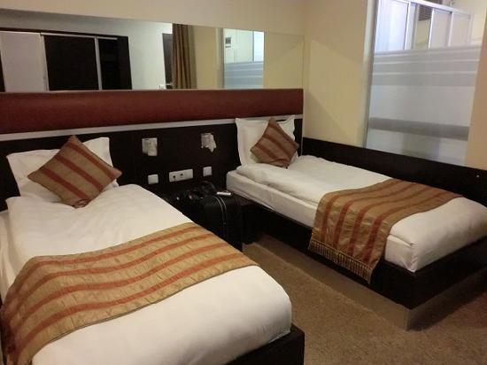 Gallery Residence: ベッド
