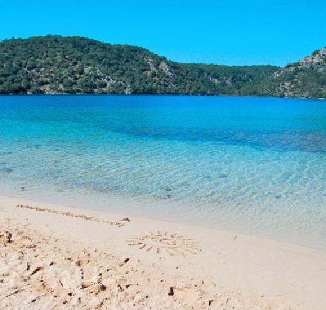CC's Hotel: Oludeniz lagoon beach