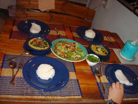 Lha's Place: Heerlijk eten door Lha bereidt