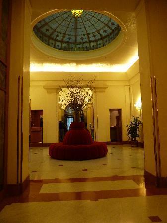 Hotel Artemide: le Hall