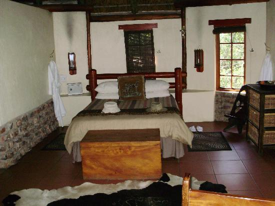 Port Elizabeth, Sydafrika: Inside lodge
