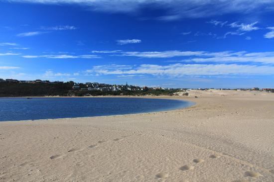 Breede Bay Guest House: Witsand Lagoon