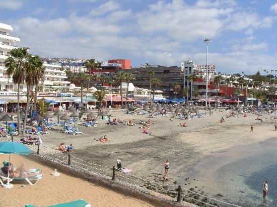 Hotel Villa de Adeje Beach: La Pinta Beach