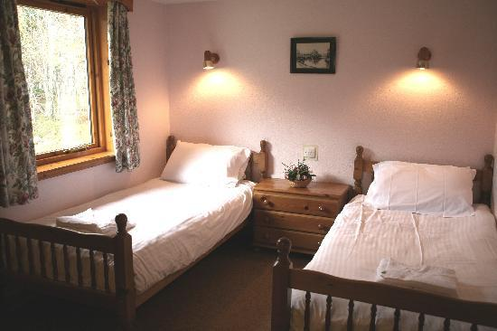 High Range Self-catering Chalets: LAIRIG GHRU - Twin room