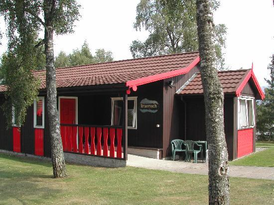 High Range Self-catering Chalets: BRAERIACH