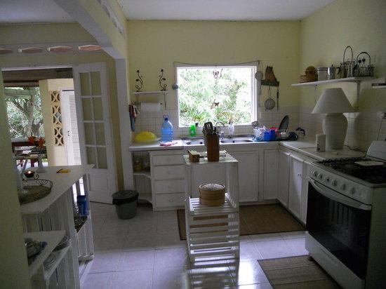 A Peace of Paradise: beautiful kitchen