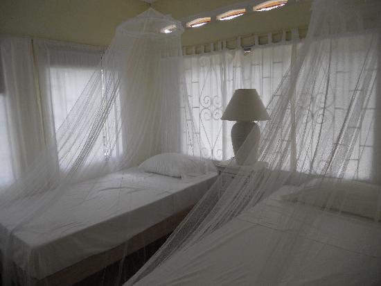 A Peace of Paradise: double room
