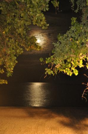 Khanom Hill Resort: le soir...
