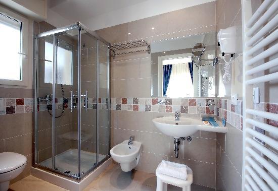Hotel Nelson: bagno