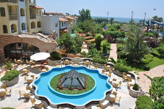 Limak Arcadia Golf & Sport Resort: Наш отдых
