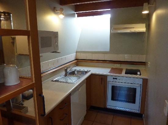 Cranbury Court Apartments: Notre cuisine