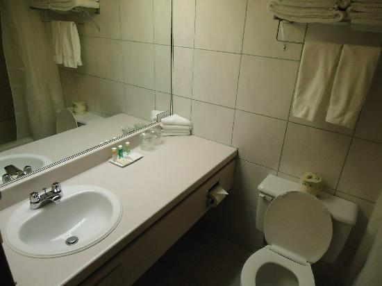 Hotel Classique: Bathroom