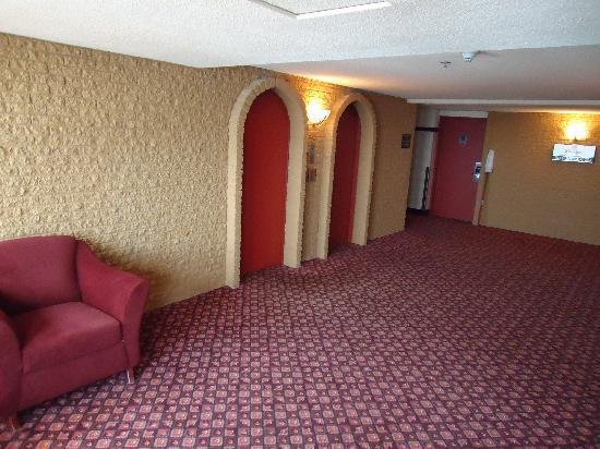 Hotel Classique: Elevators