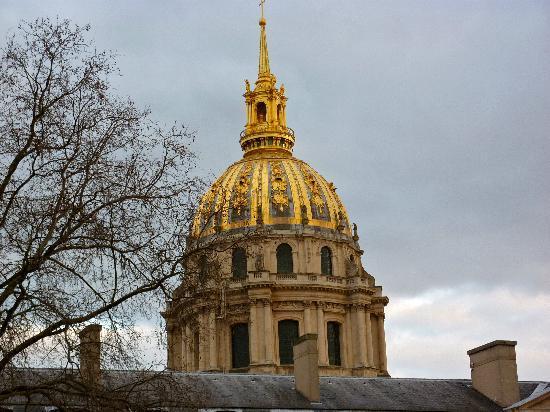 Parc Hotel Paris: Invalides à 20min de marche