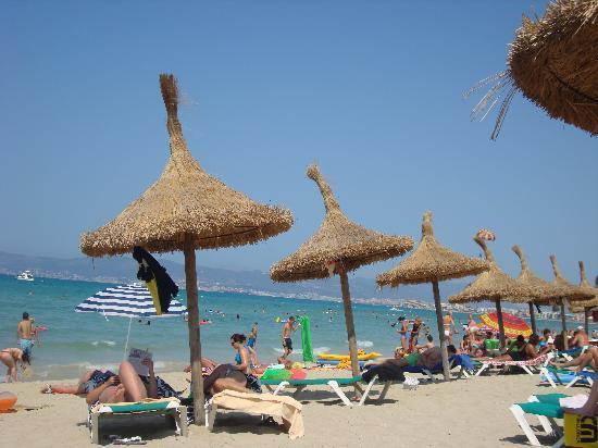 Playa Golf: пляж