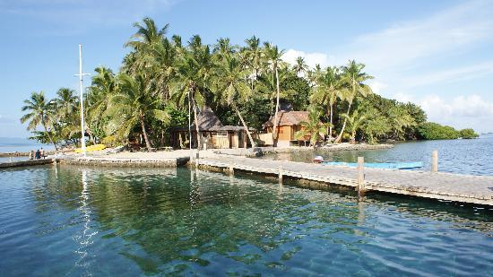 Toberua Island, Fiji: A typical Toberua day