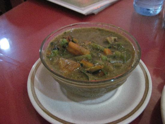Serendib: Vegetable Curry...