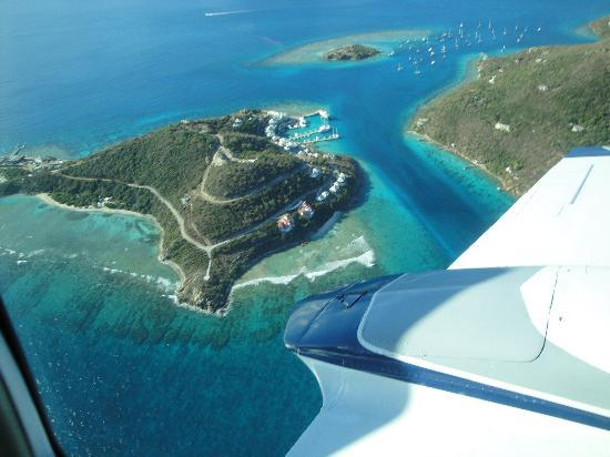 Scrub Island Resort Spa Marina Autograph Collection Ariel View Of