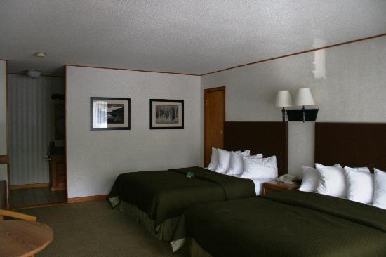 BEST WESTERN Adirondack Inn: BW ADIRONDACK INN - la camera 1