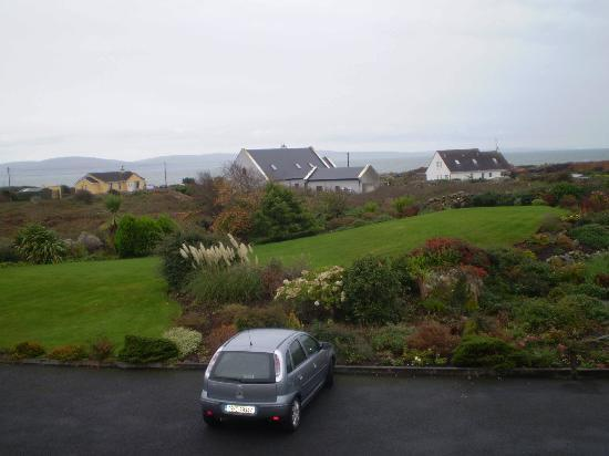 Ardmor Country House Spiddal : View from the room