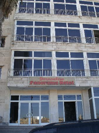 Jerusalem Panorama Hotel: the hotel