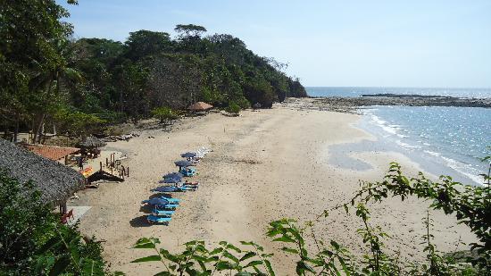 Panama: Isla Saboga, Archipielago de Las Perlas. Panamá