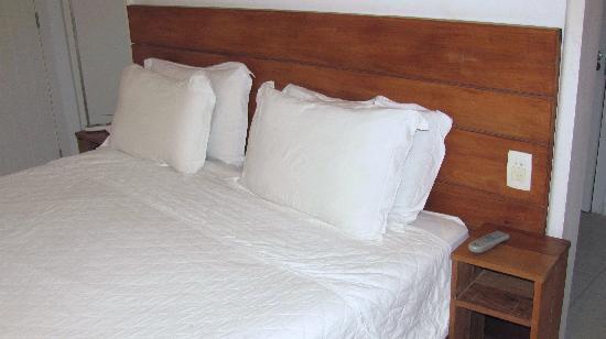 Apa Pau Brasil Travel Inn : La habitación luxo