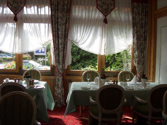 Hotel Ludinmuhle: Restaurant