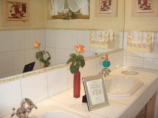 Freiamt, Alemania: vorbildliches WC