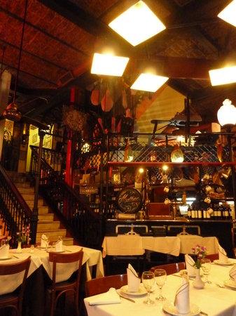 Restaurant Prosciutto