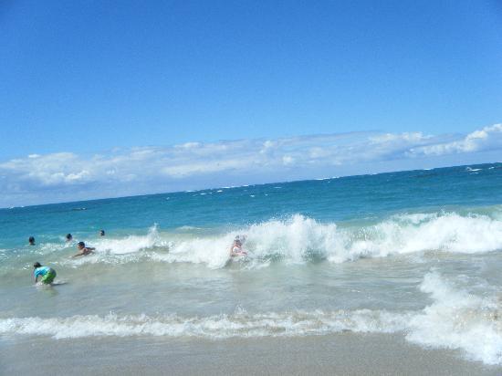 Hotel Beach House Playa Dorada : nice beaches