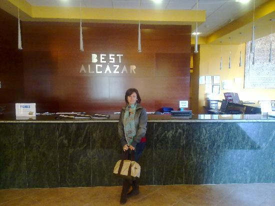 Best Alcazar Hotel: HALL HOTEL