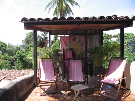 La Islita Boutique Hotel: A cool place to chill on the roof