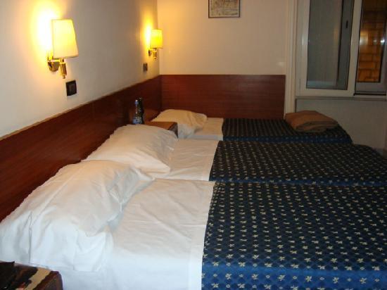 Ascot : Tripple room