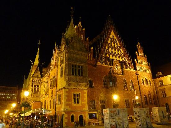 Breslau, Polen: Il Municipio
