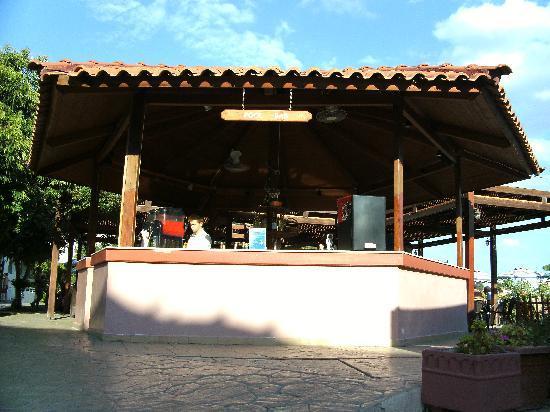 Sun Palace Hotel : Pool Bar