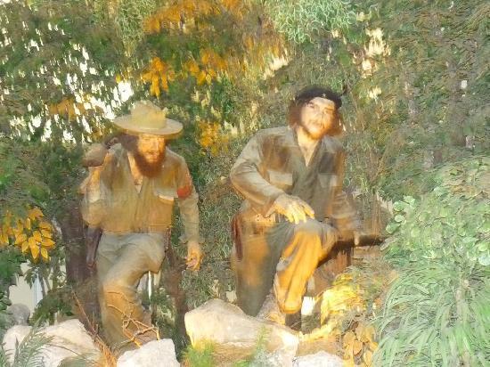 Museum of the Revolution (Museo de la Revolucion): sector destinado a Camilo Cienfuegos y Che