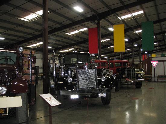 California Agriculture Museum: Hays Truck Museum - more trucks