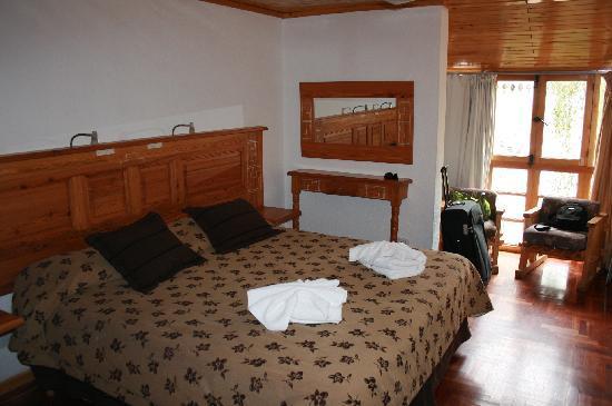 Hotel & Spa Termas Cacheuta: Habitación