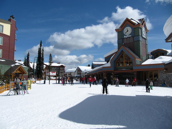 Big White Ski Resort: Big White Village Centre