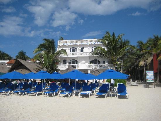Hotel Alhambra - Picture of The Carmen Hotel, Playa del